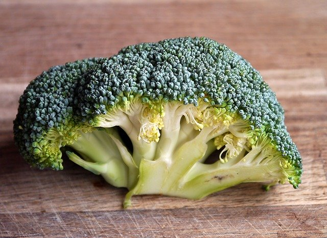 Broccoli cooking guide